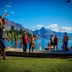 The Benefits of Slacklining for Trail Runners